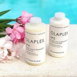 Olaplex Shampoo und Conditioner